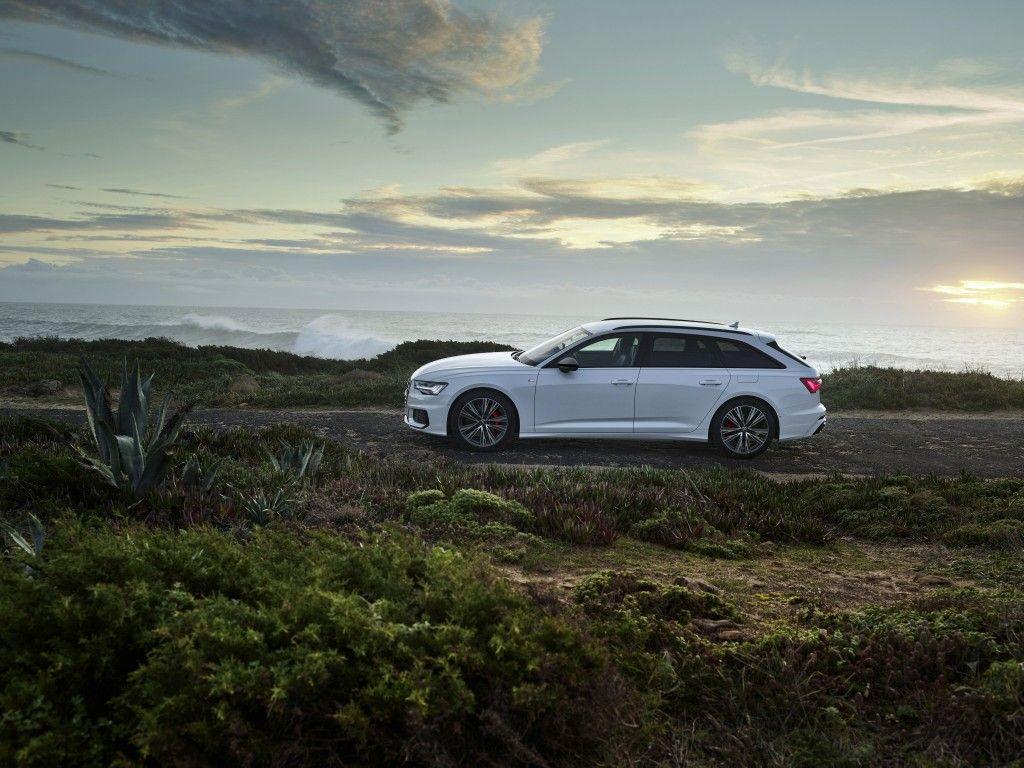 2020 Audi A6 55 Tfsi E Quattro S Line Avant C8