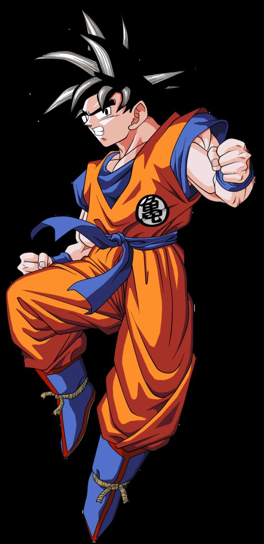 Goku By Bardocksonic Visit Now For 3d Dragon Ball Z