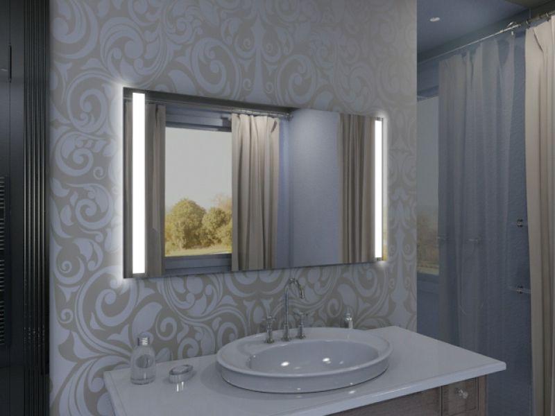 Beleuchteten Badspiegel kaufen nach Maß   M18L2V ...