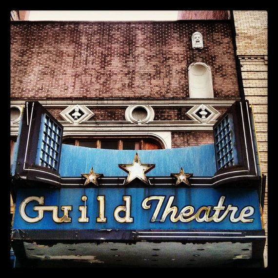 Guild Theatre Portland Oregon 5x 5 Photography By
