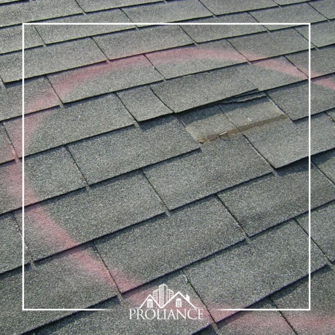 Pin By Proliance Public Adjusting In On Hail Damage Roof Damage Wind Damage Property Damage