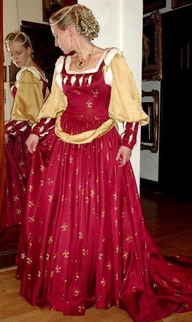 Hofische mode | Fashion History, Costume | Renaissance