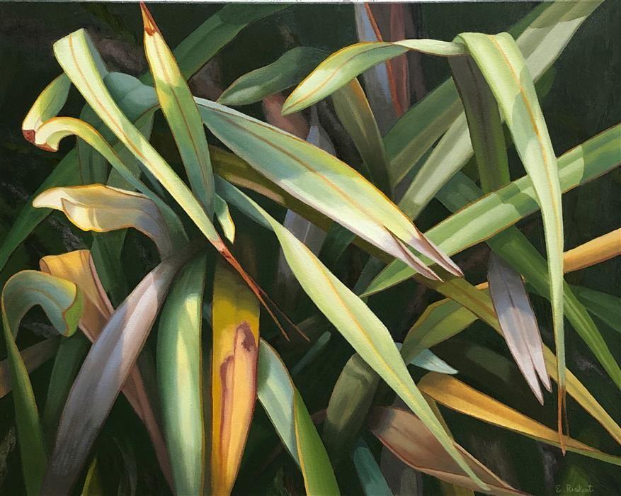 Pulse by Elizabeth Rickert - oil painting | UGallery