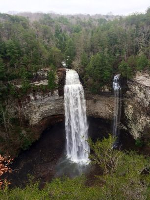 Rock Island State Park Sparta Tennessee By Michael