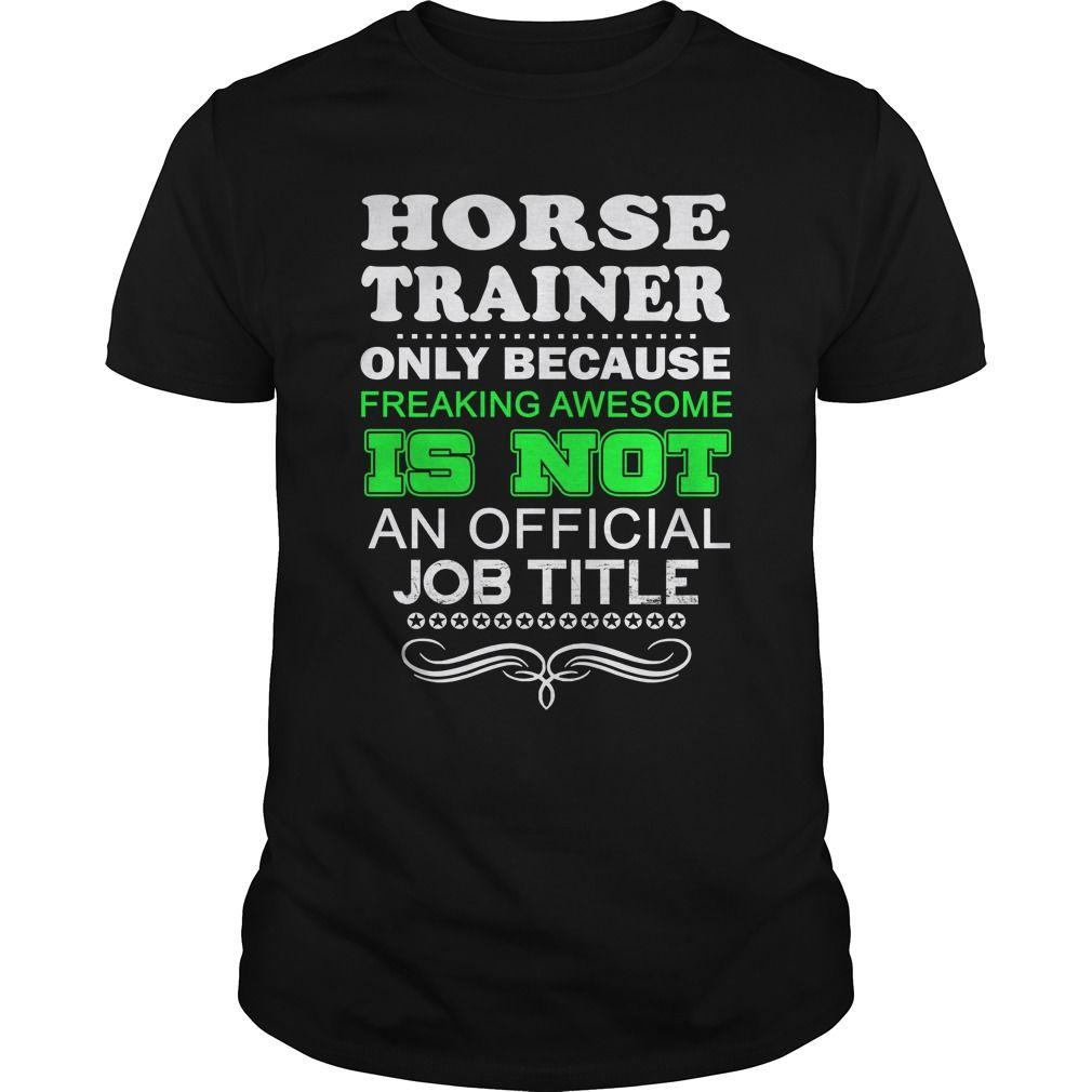 HORSE TRAINER - FREAKIN ̿̿̿(•̪ ) T5HORSE TRAINER - FREAKIN T5HORSE TRAINER - FREAKIN T5