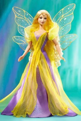 The Enchantress Fairytopia Doll G8065 Barbie Signature