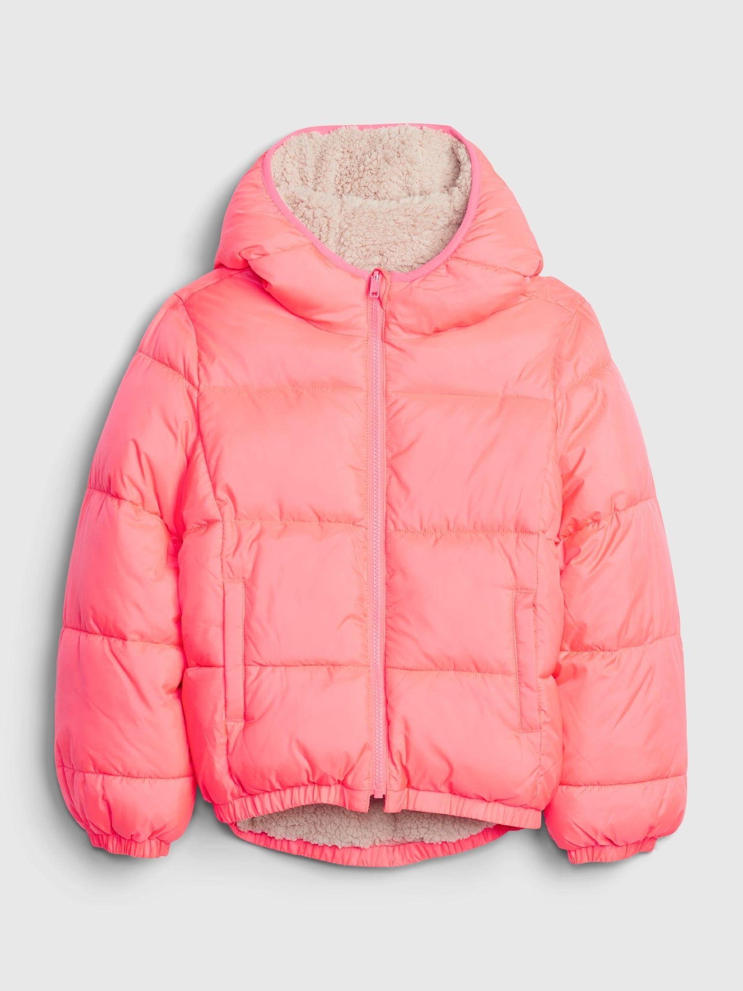 Kids Bettermade Coldcontrol Max Reversible Puffer Jacket Gap [ 2000 x 1500 Pixel ]