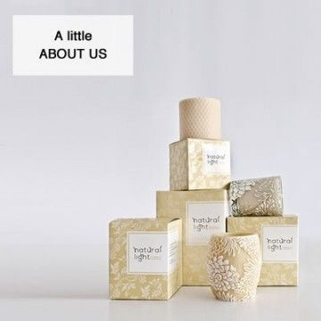 Natural Light Candle Co | Natural candles, Scented beeswax ...