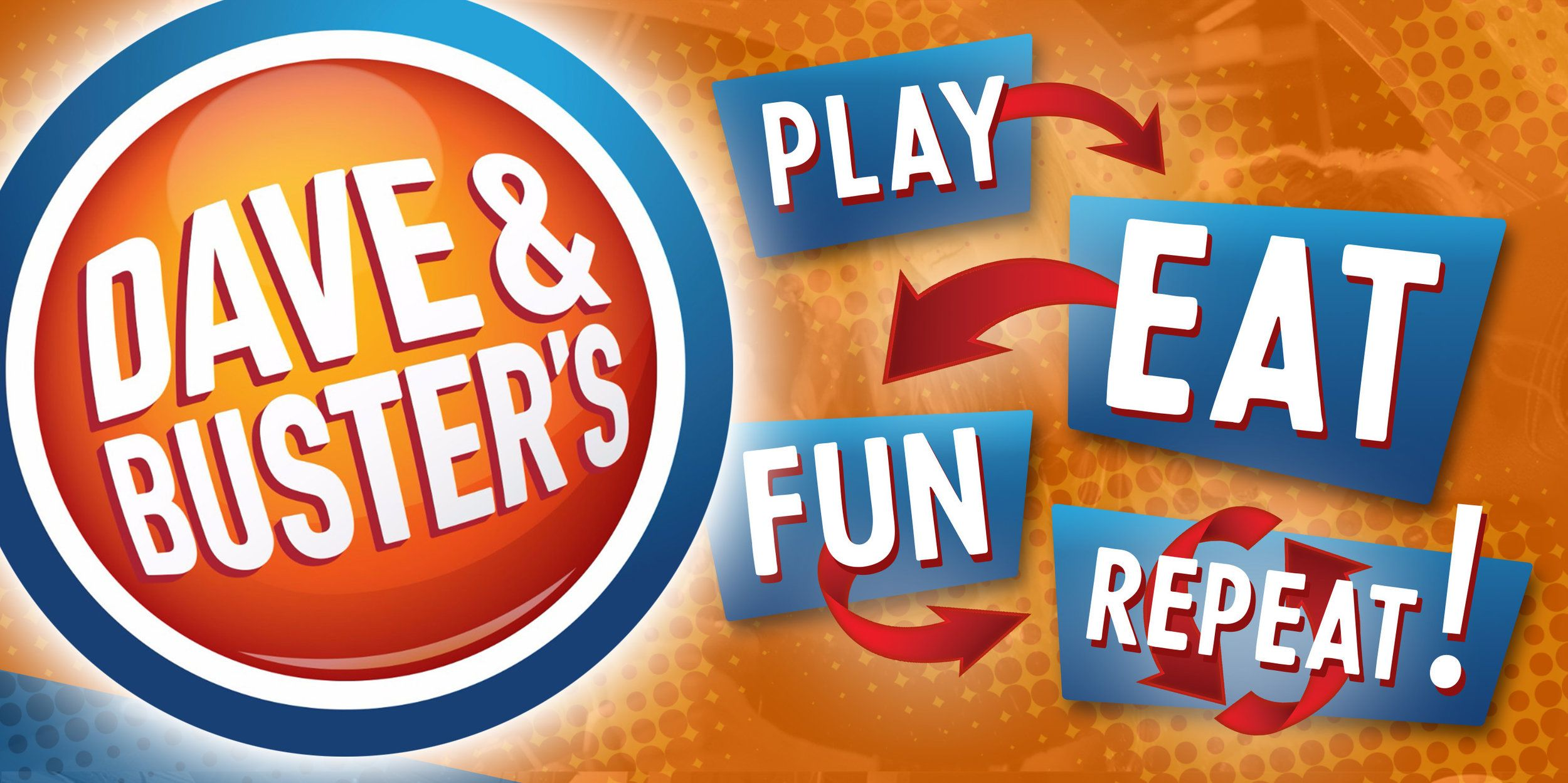 Dave And Busters 20 Coupon Dave Busters Busters Dave