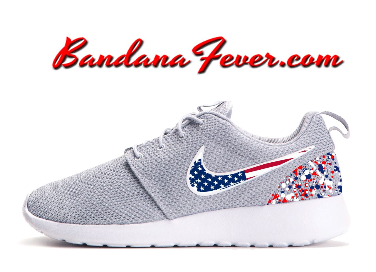 Bandana Fever   Custom Design Your Nike Shoes & Custom Converse Shoes