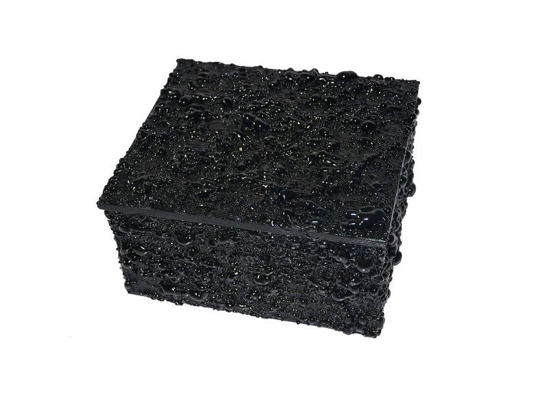 Szkatułka - Czarna perła w BLOUZ  na DaWanda.com