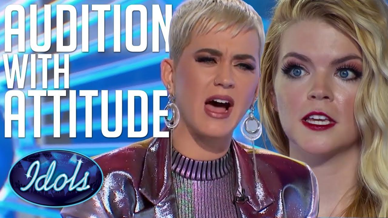Audition With Attitude Can Koby Sing Katy Perry Tells Her How