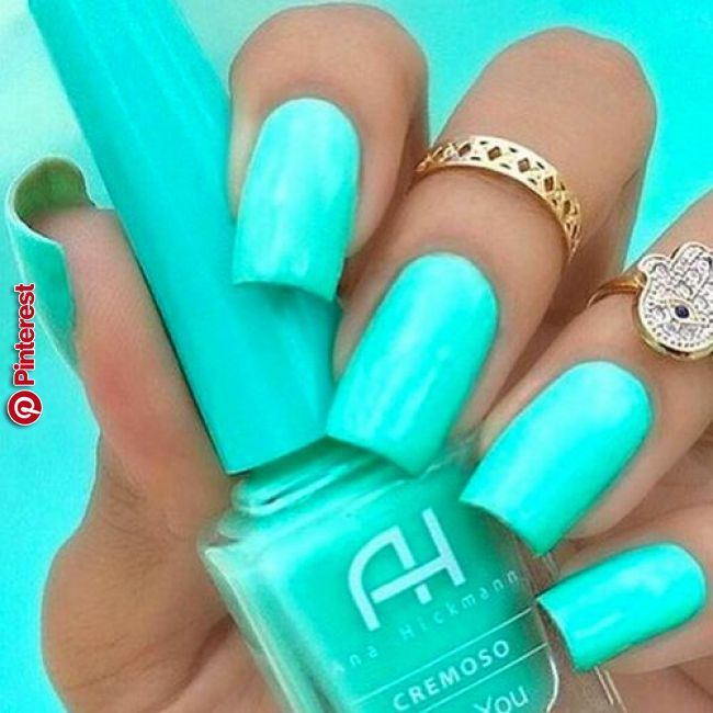 Summer Nails 99 Best Summer Nails It S Summer Time And The Living Is Easy Summer Nails Are Some Of The Best Forms Of Teal Nails Nails Bright Colored Nails