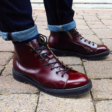 3f90d282c9b The George Cox Monkey Boot | mod & teddy in 2019 | Boots, Fashion ...