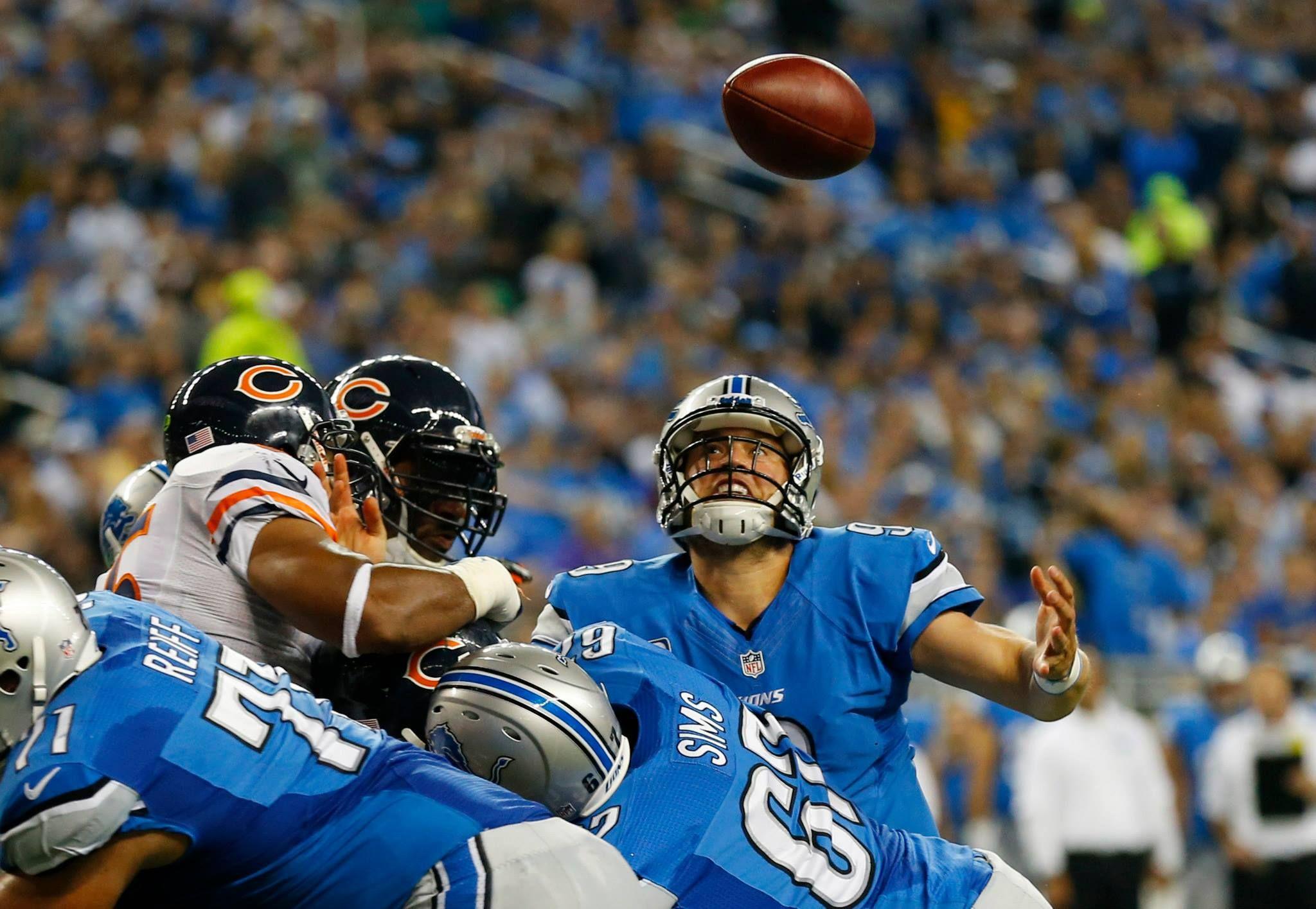 Matthew Stafford, Detroit Lions Nfl detroit lions
