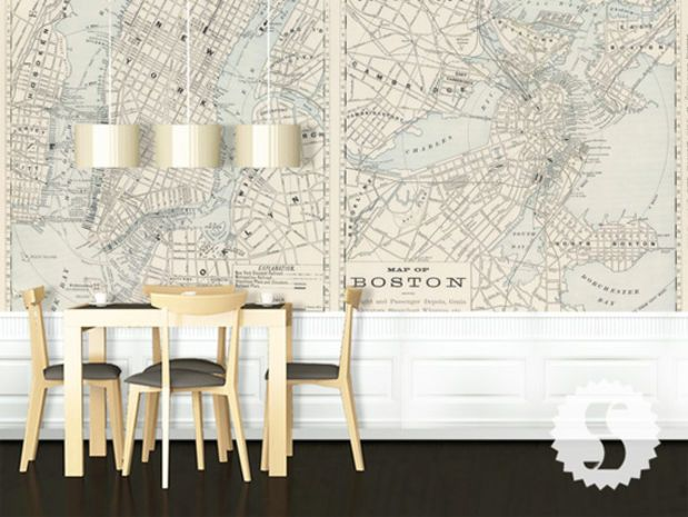Dorm Trend To Try Removable Wallpaper Wall Coverings Wall Murals Removable Wallpaper