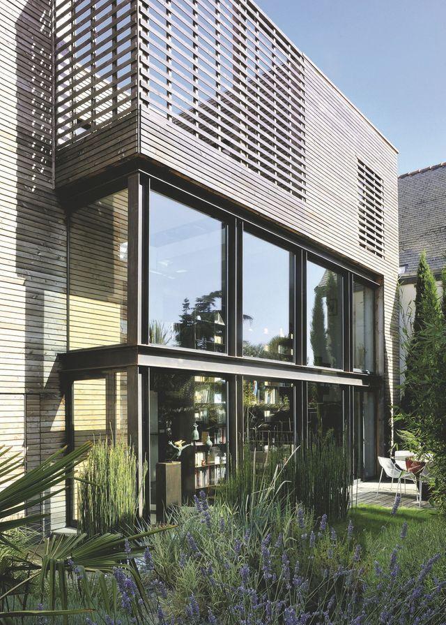 frédéric boilevin architecte   extension du0027une maison de ville