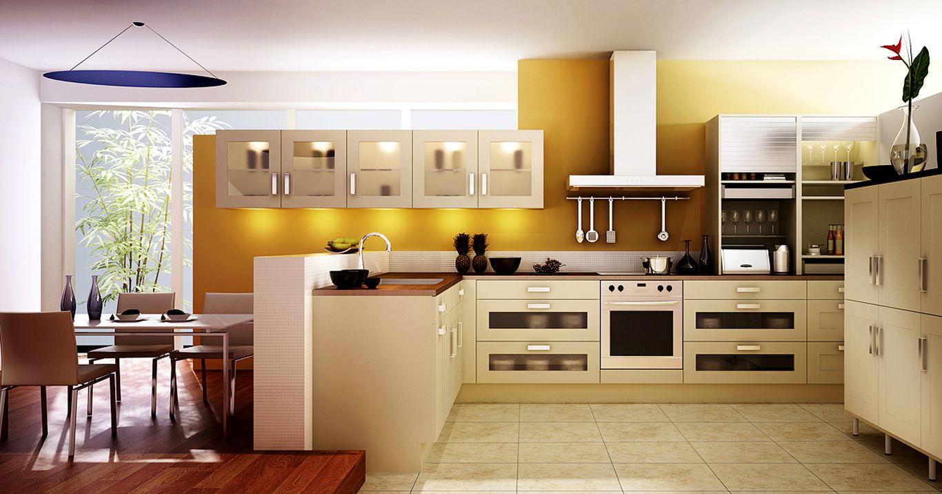 Kitchen Interior Design India Middle Class Valoblogi Com