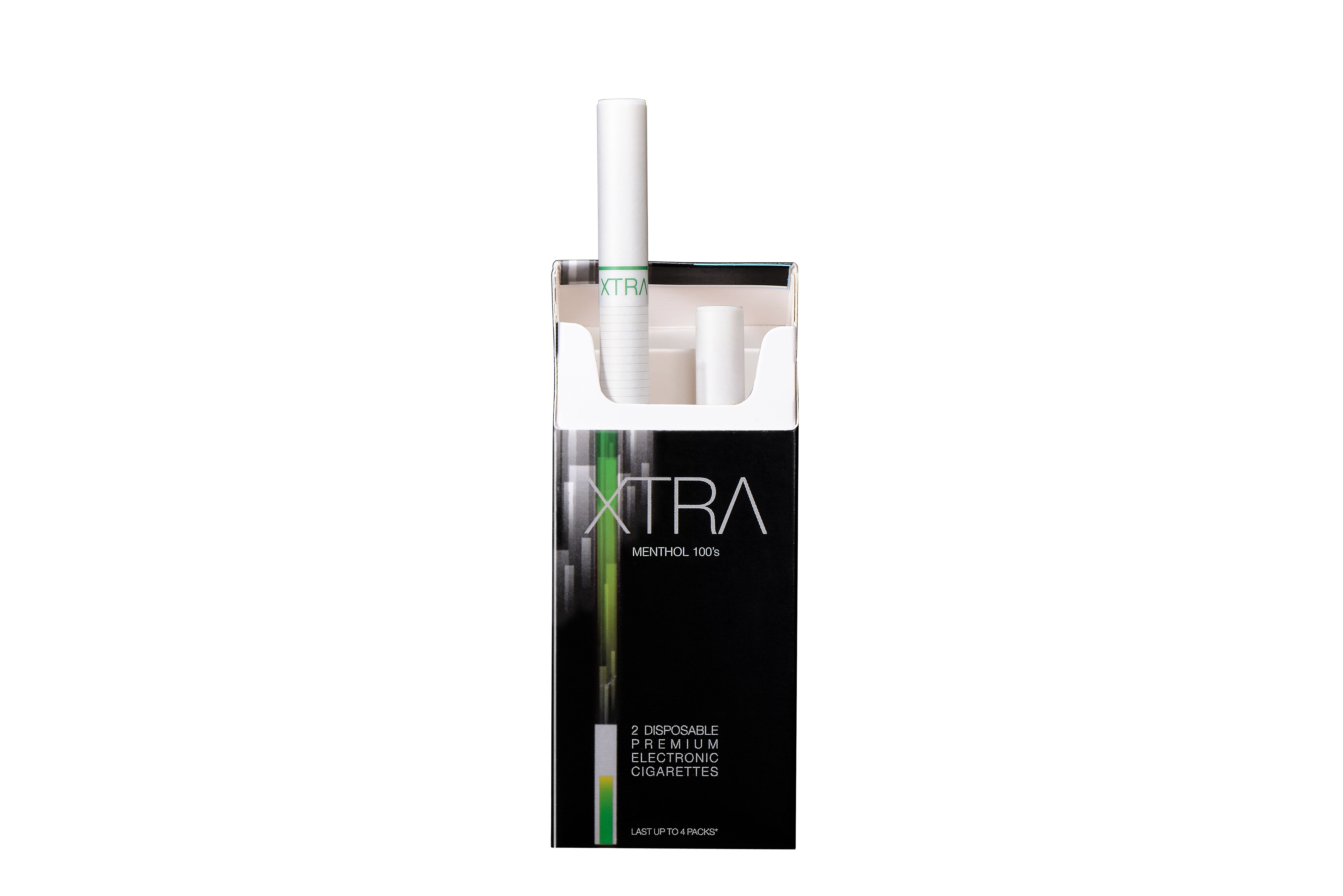 Our cooling menthol ecigs actually taste like cool, refreshing menthols.