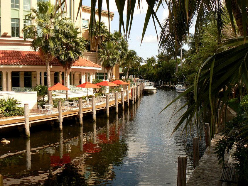 The New River Lunch On Las Olas At Wild East Asia Fort Lauderdale