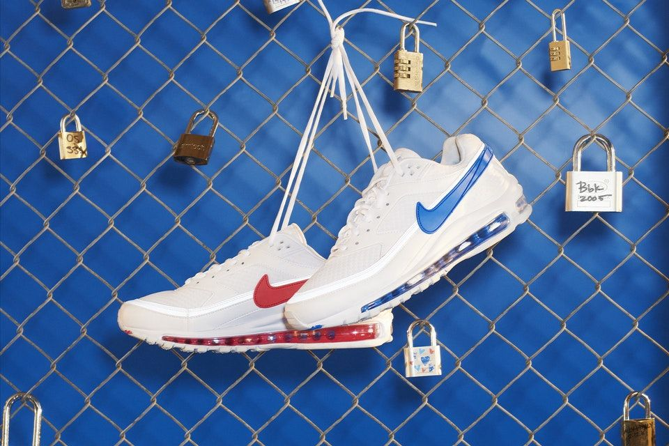 Skepta Explains the Influence Behind His Nike Air Max 97 BW
