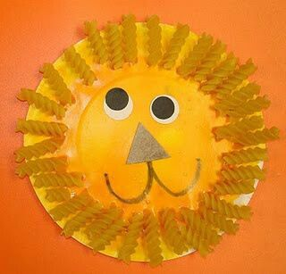 75 Simple Paper Plate Crafts For Every Occasion Zoo Crafts
