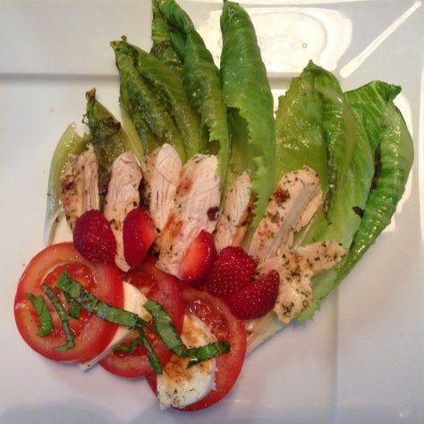 Inkkarisalaattia italialaisittain - Salaatti nro 20
