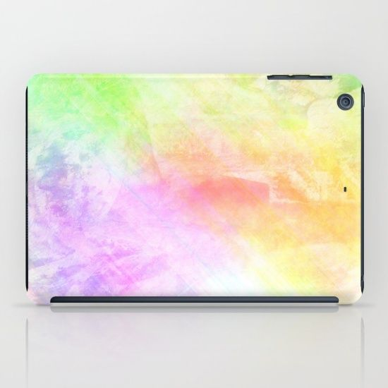 Buy colored encaustic pattern iPad Case by Christine baessler. Worldwide shipping available at Society6.com. Just one of millions of high quality products available.