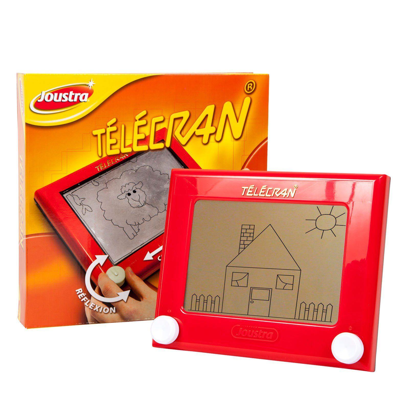 Télécran - Une ardoise magique indémodable pour s\'amuser à ...