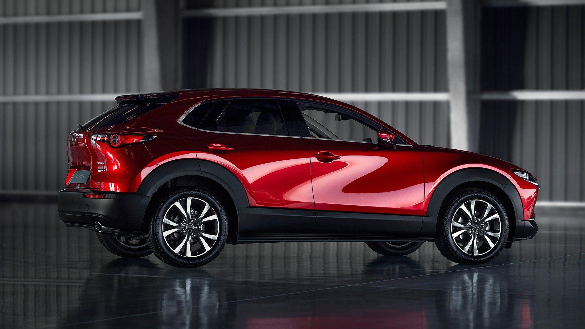 2022 Mazda Cx 30 Will Slot Between Cx 3 And Cx 5 Automobile Magazine Mazda Mazda Cars Suv