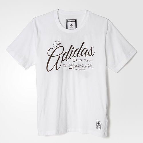 Camiseta Originals Neighborhood - White