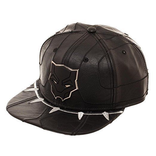 competitive price fef03 6e0da Black Panther Movie Comic T challa Claw Necklace Cosplay Snapback Hat  Marvel Cap  Unbranded