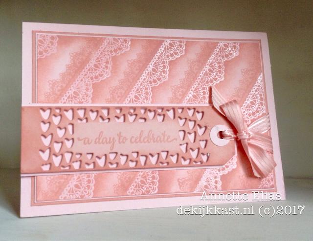 De Kijkkast: Romantisch roze met Delicate Details D-INKT!-sdag#43