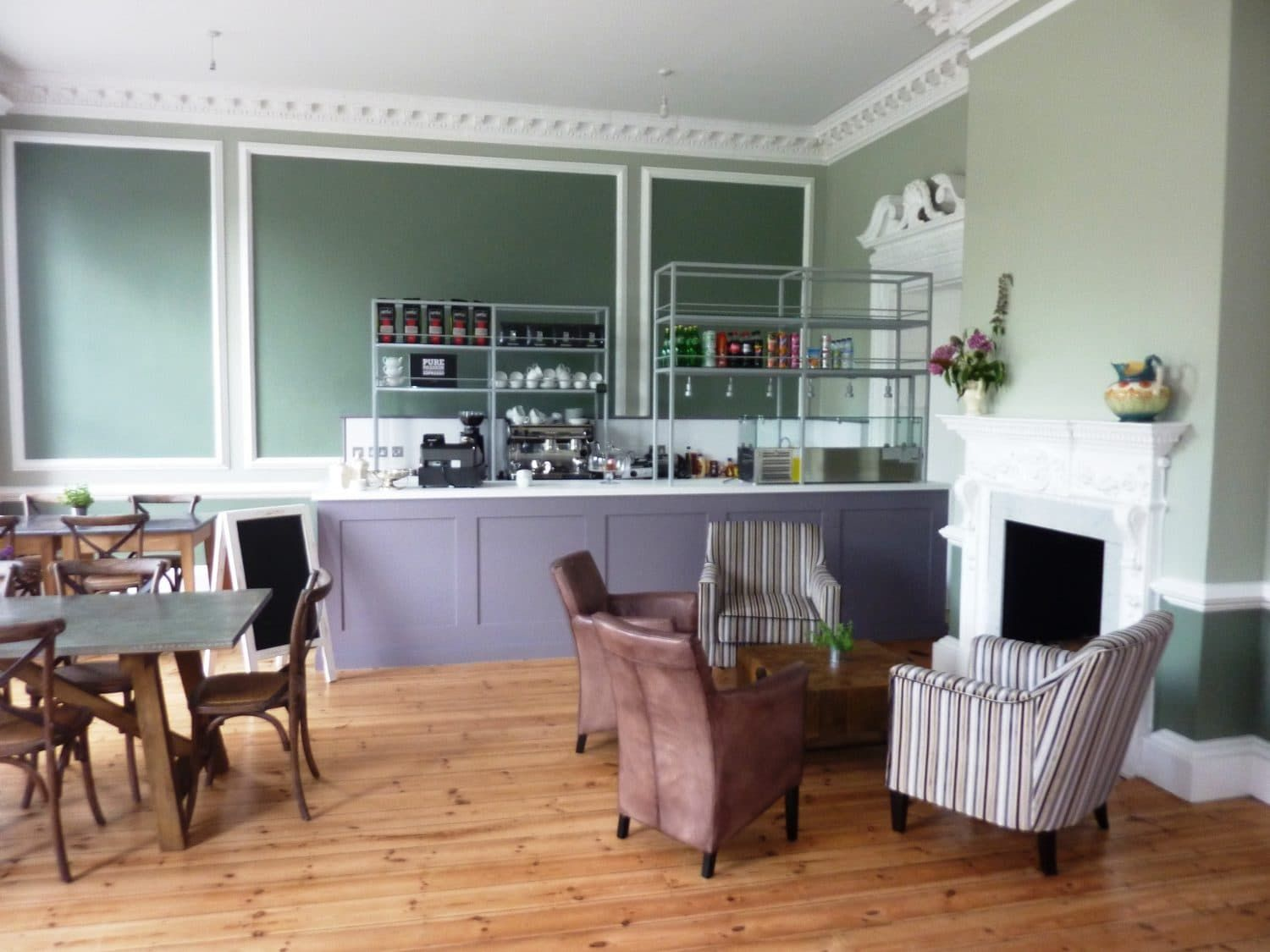 Funky New Lounge Area With Mix And