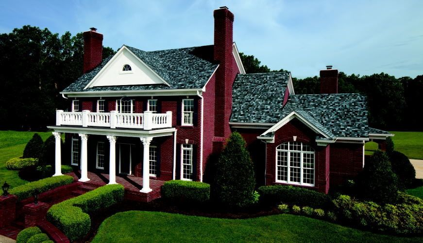 Best Owens Corning Names 'Pacific Wave' 2020 Shingle Color Of 400 x 300