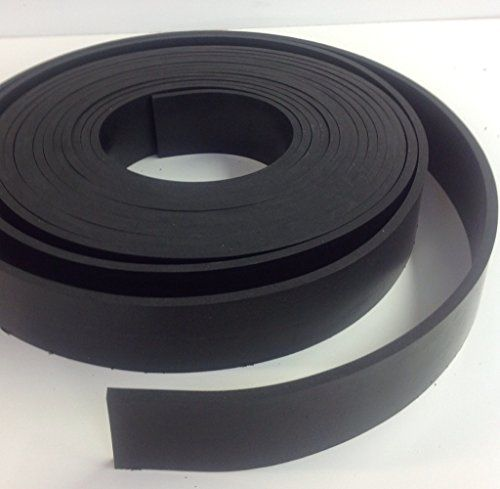 Neoprene Rubber Commercial Grade 60 A 5 125 Thick X 4 Wide X 10 Feet Long 14ea Neoprene Rubber 10 Feet Weather Stripping