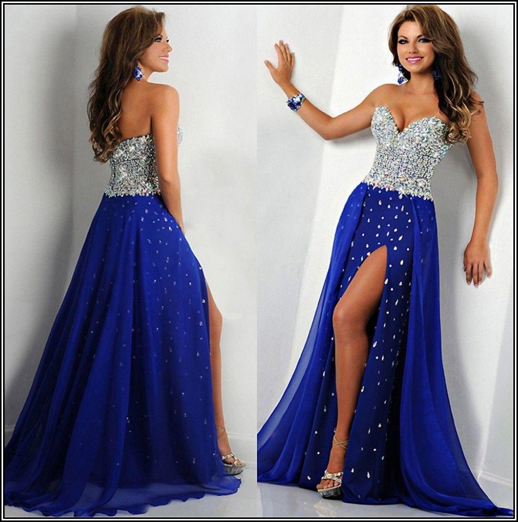 Blue Prom Dress Tumblr Phfqw   My Fashion Studio   Prom   Pinterest ...