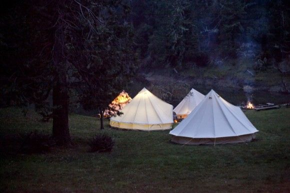 Shelter & Co Pop Up Lodging Service