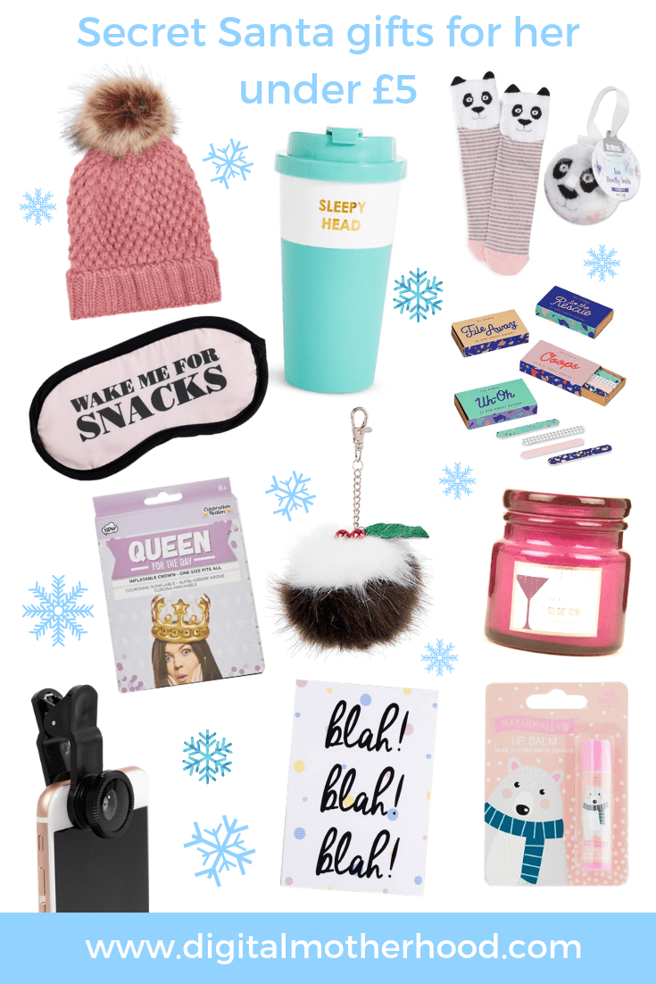 Secret Santa Gift Ideas For Everyone On Any Budget