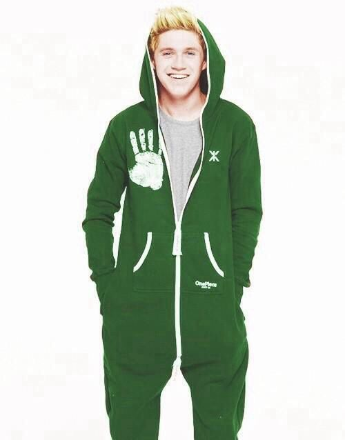 One piece Wearing Niall.