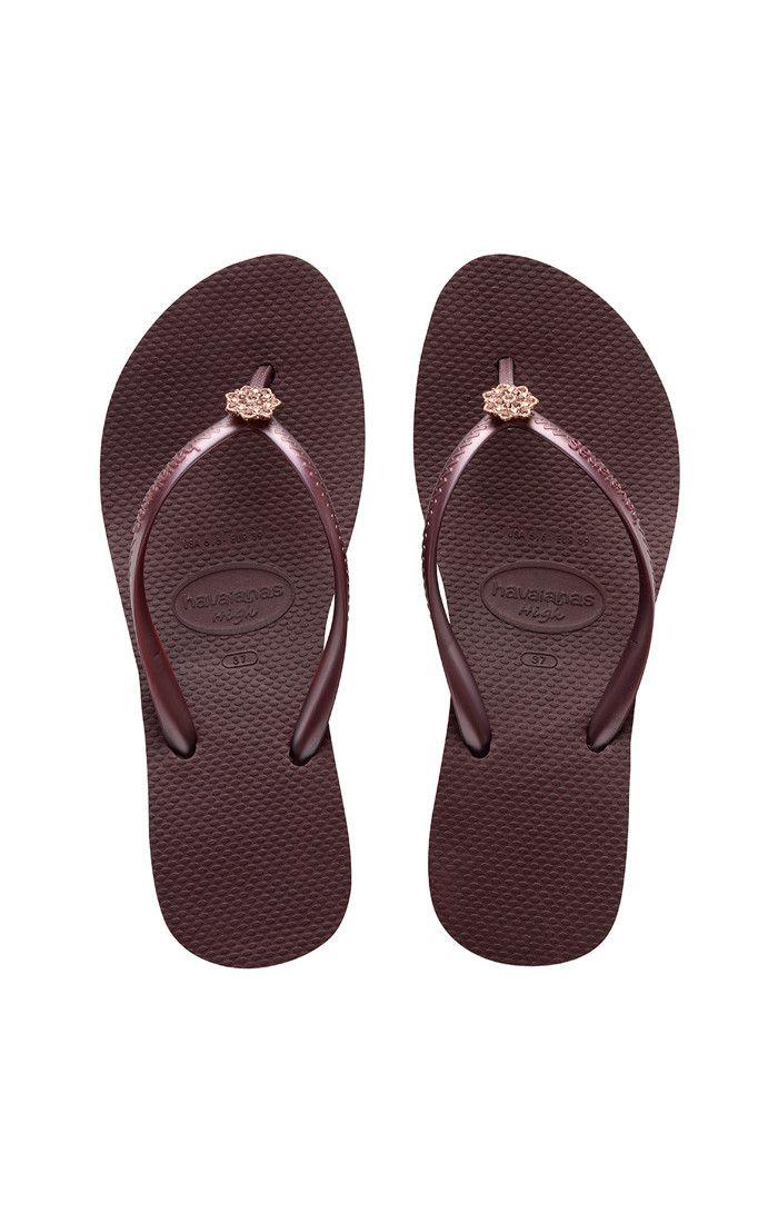 Havaianas High Fashion Wedge Flip Flops Shopbop Black Friday Save 20 On Orders 200 Wedge Flip Flops Flip Flop Shoes Wedges Style