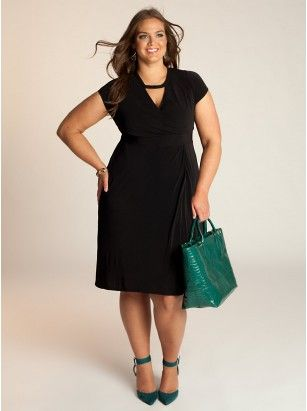 Black dress size 14-16