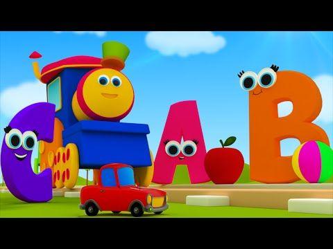 Bob il treno johny johny sì papà bambini rima bob the train