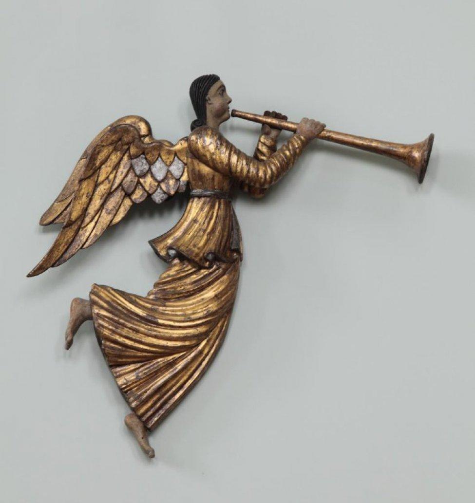 очень картинки трубящий ангел прославившийся только тем