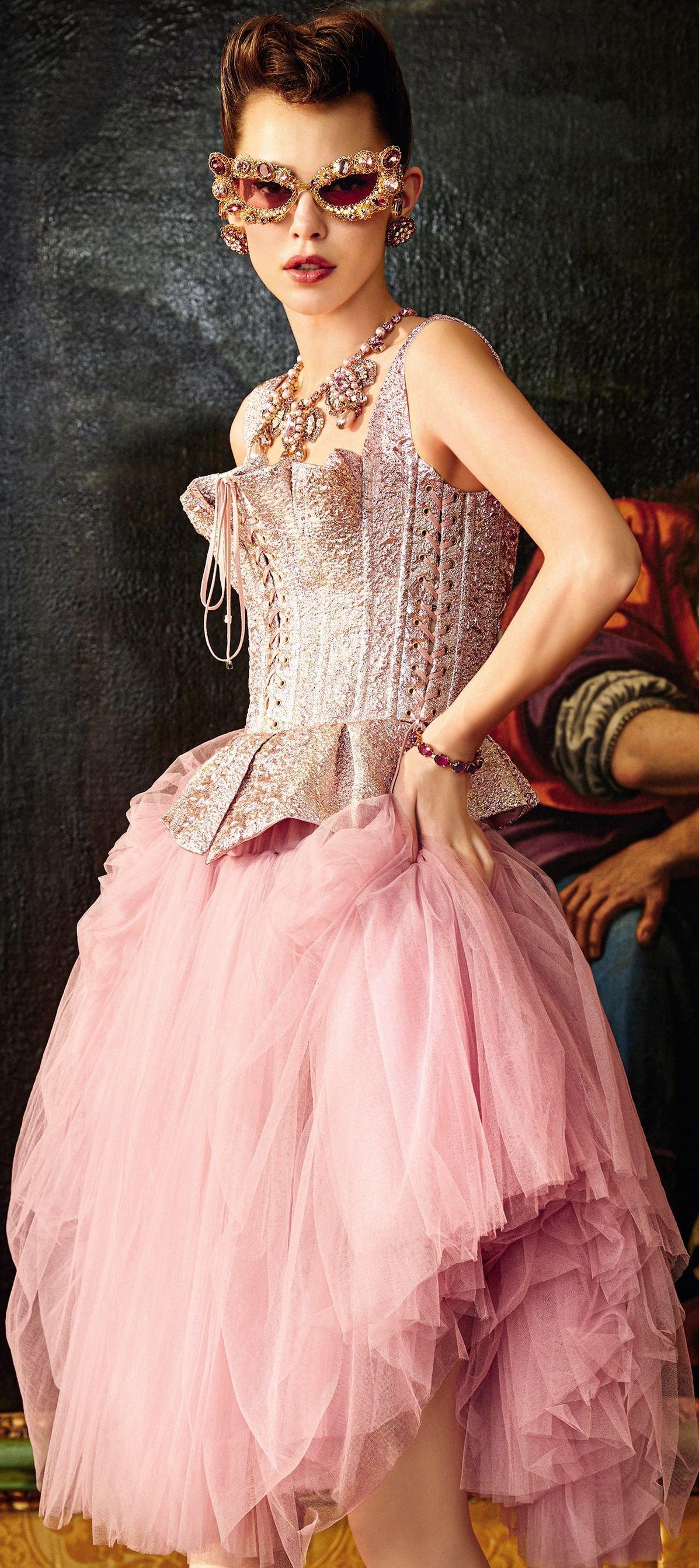 Dolce And Gabbana -Spring 2020 -Love Christmas Pin on 2 Dolce & Gabbana
