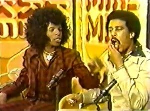 Sly Stone meets Mike Douglas: CAGE MATCH – Wait, I Know This!