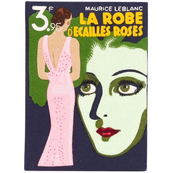 La Robe Decailles Roses Embrayage Livre - Bleu Olympia Le-so Avec Vente Paypal En Ligne Confortable À Vendre incroyable Authentique Pas Cher En Ligne IrBQcKjcjI