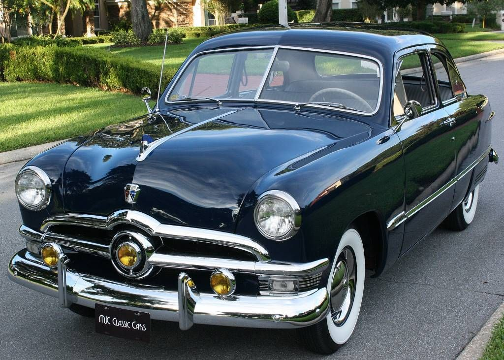 1950 Ford Tudor Custom | Cars I like | Ford, Classic cars, Cars