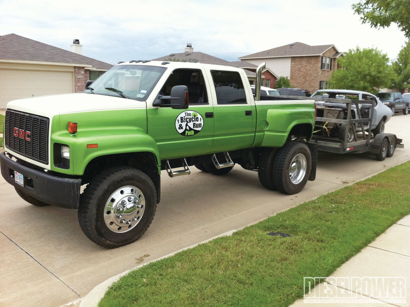 Custom Chevy Kodiak Google Search Diesel Trucks Trucks