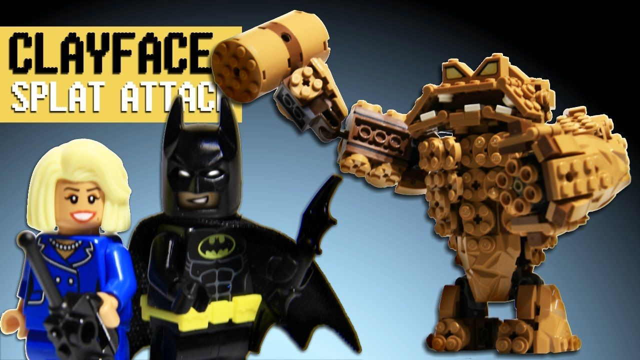 Clayface Splat Attack LEGO Batman Movie set (70904) Stop